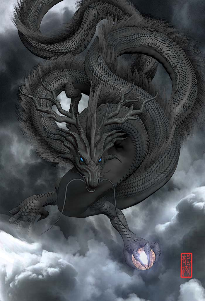 雲龍5 黒龍